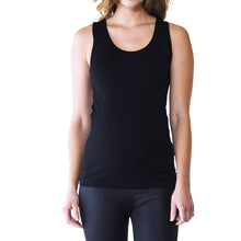 Audrey and Olive 3+1 maternity clothes plain tank top black grey white ivory