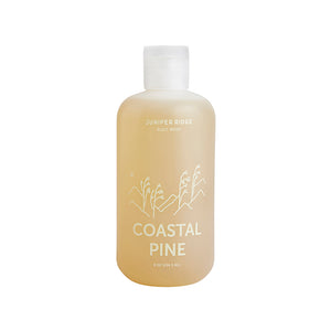 The Woods Juniper Ridge Coastal Pine trees body wash plant based natural essential oils unisex gender neutral