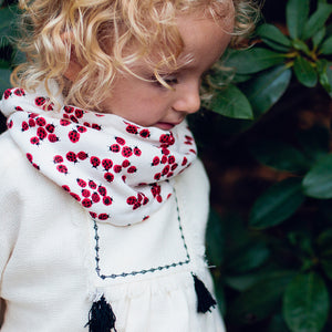 SHOP THE WOODS PETITE SOUL LADYBUG infinity scart BONNET BANDIT BABY
