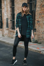 Hana Plaid Flannel
