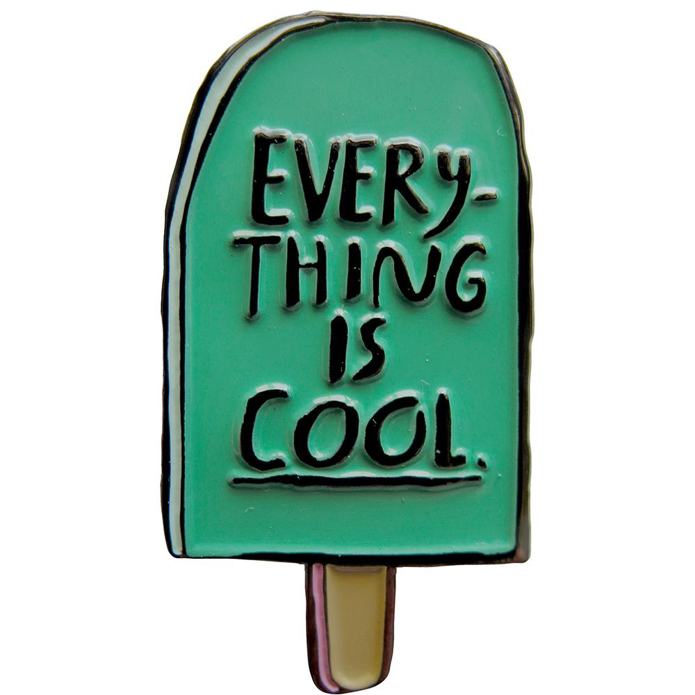 People I've Loved everything is cool popsicle enamel pin print gift stationery audrey and olive maternity clothes shop the woods san francisco