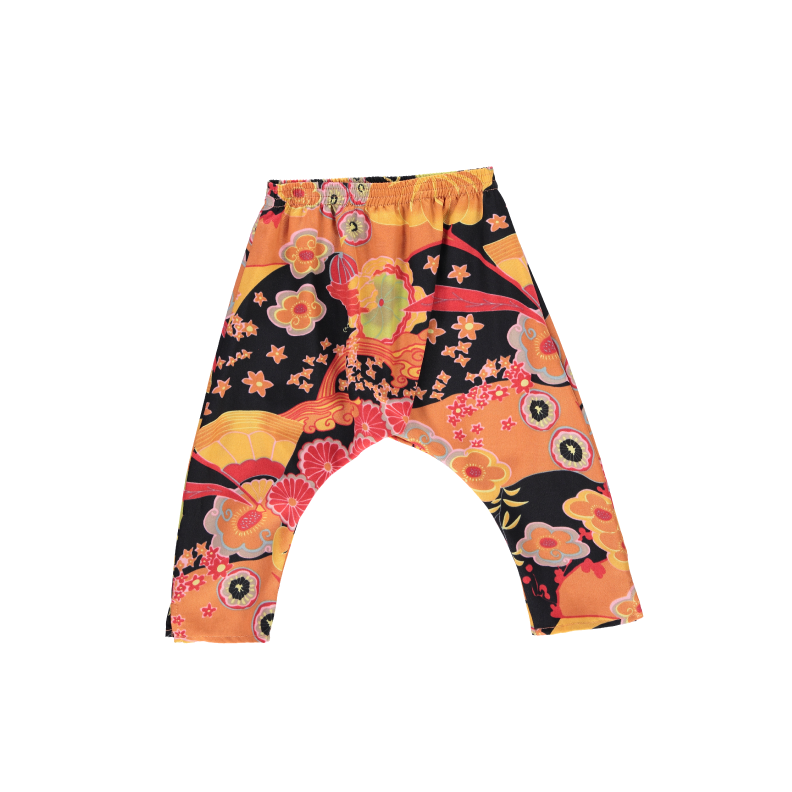 The Woods Ultra Violet Kids Harem Pants Japan unisex gender neutral