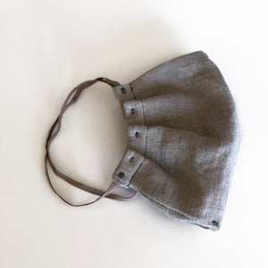 Vildblume Linen Face Mask - Children