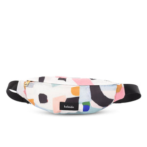 The Woods Kaleido Concepts fanny pack sunset fields convertible hip