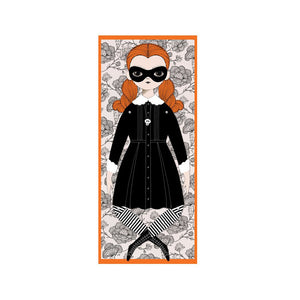 The Woods Of Unusual Kind Paper Doll Kits Fashion Wednesday
