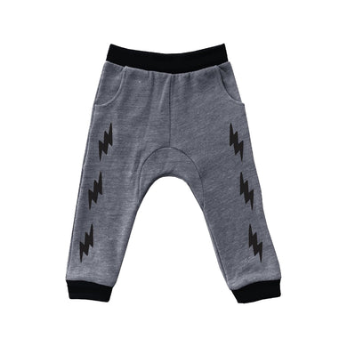 shop the woods tiny whales SUPER charged lightning bolt sweatpants sweat pants fleece raglan kids children boys girls babies audrey and olive maternity
