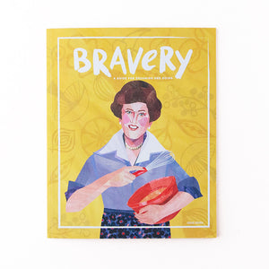 Bravery Magazine Issue Seven