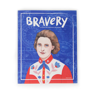 The Woods Bravery Magazine feminist stories for girls boys children's issue four temple grandin