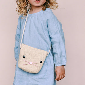 Kitty Cat Critter Purse