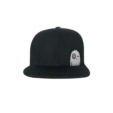 Bash + Sass Denim Snapback Hat