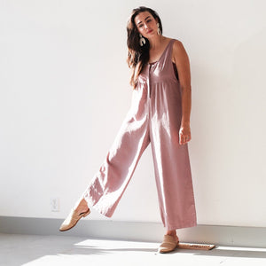Sunset Jumper in Linen