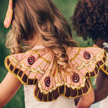 Pink Shimmery Butterfly Wings