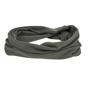 Baby kids stretch infinity scarf khaki military army green dudes-n-dolls audrey and olive shop the woods SF
