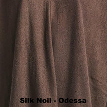 shop the woods miranda bennett everyday dress silk noil cotton linen natural ethical fashion kids zero waste childrens girls baby toddler brown odessa