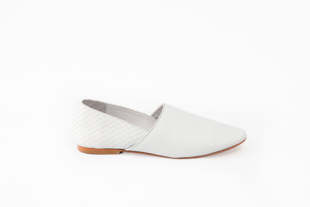 The Lincoln Loafer, Scrimshaw
