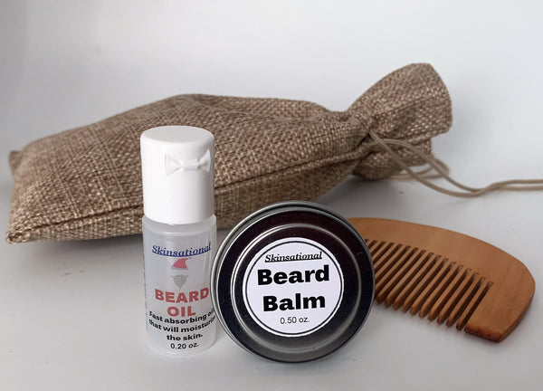 Mini Beard set