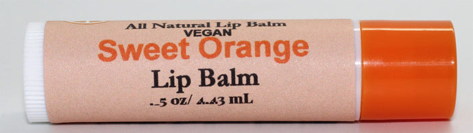 Lip Balm- Sweet Orange
