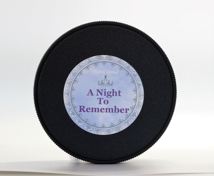 Body Butter- A Night to Remember