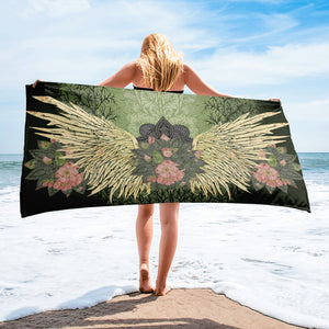 Wings Towel