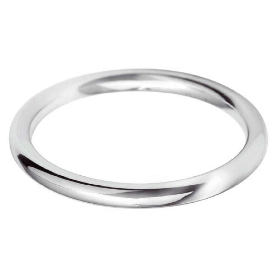 medium court 2.0mm wedding ring