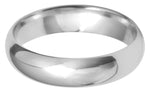 Paris court 5.0mm wedding ring