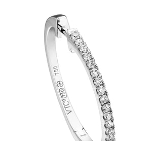 diamond 20mm hoops 18ct white gold