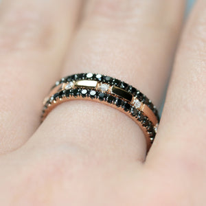 black diamond XX ring stack