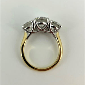 Diamond Trilogy Ring P.O.A.