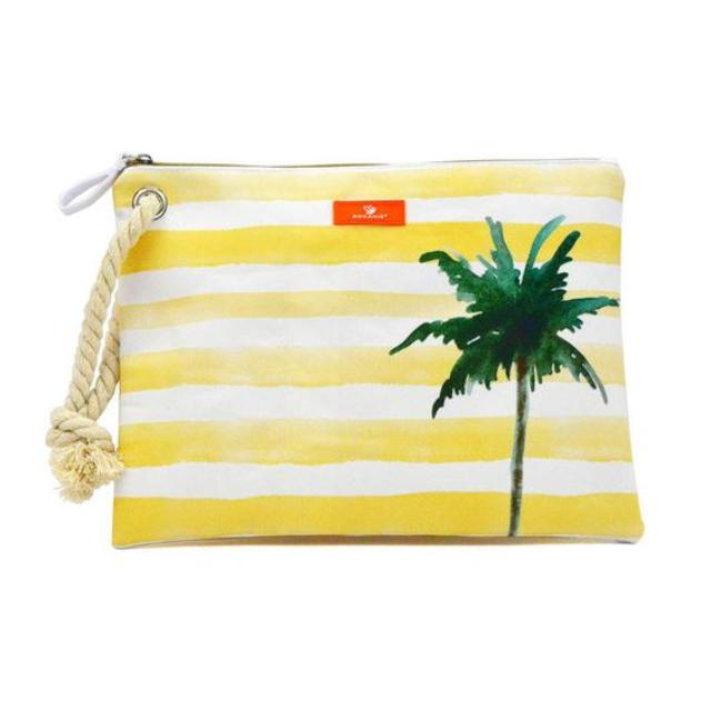 Summer Clutch Coconut Tree ❀