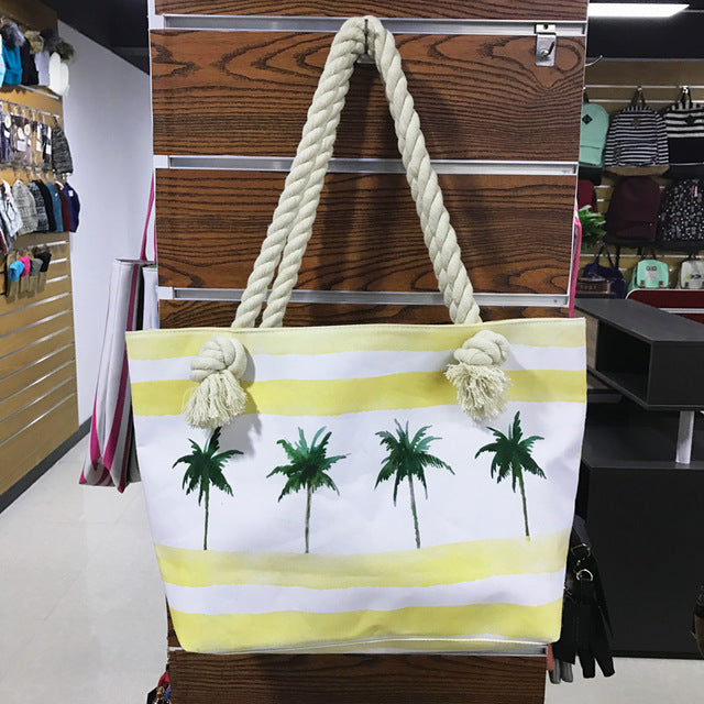 Summer Bag Coconut Tree ❀