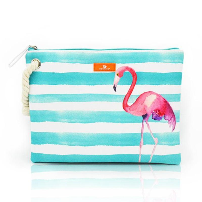 Summer Clutch Flamingo ❀