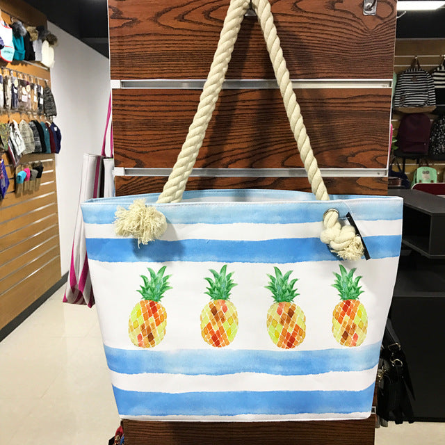 Summer Bag Pineapple ❀