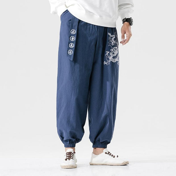 Blue Dragon Tight End Pant