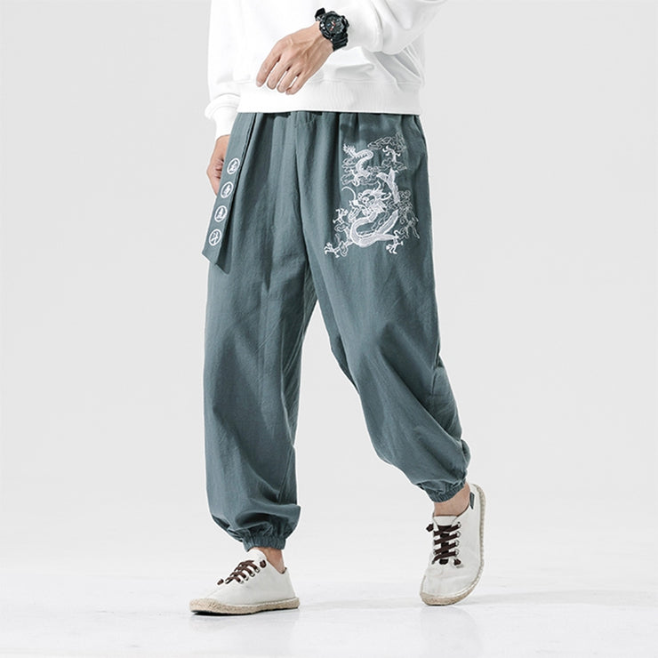 Green Dragon Tight End Pant