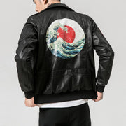 Rising Sun Embroidery Jacket