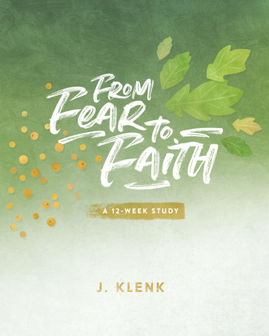 Coming Soon! From Fear to Faith