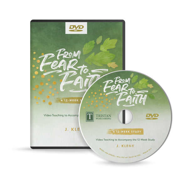From Fear To Faith DVD Video Teaching
