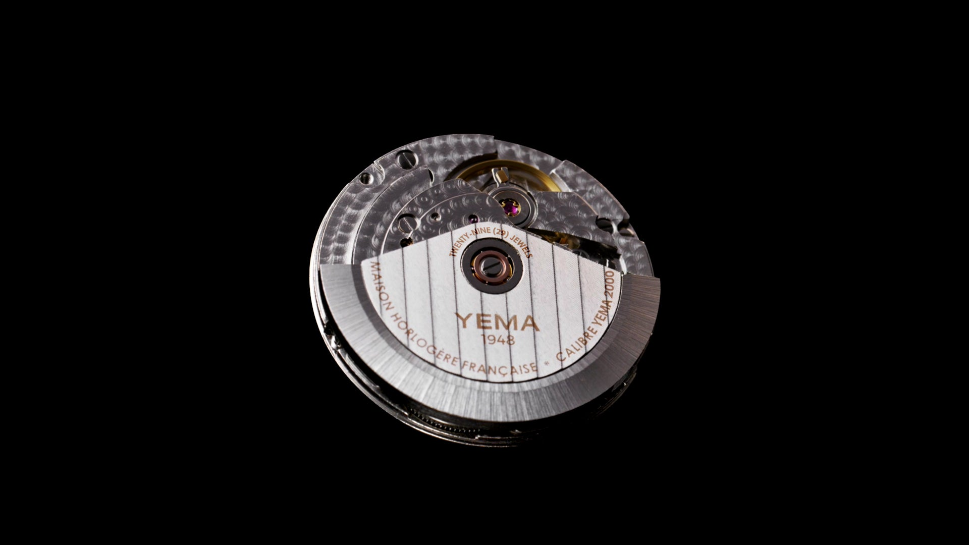 YEMA2000 In-house Caliber is now available!