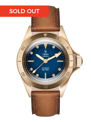 Yema Superman Heritage Bronze