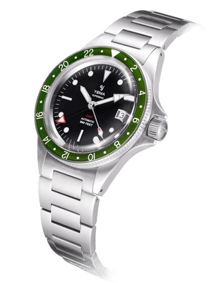 Yema Superman GMT Khaki Green