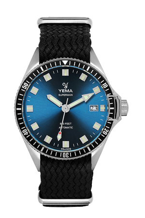 Yema Superman Lagoon Automatic