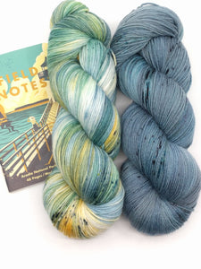 ACADIA COASTLINE- Merino Twist kit