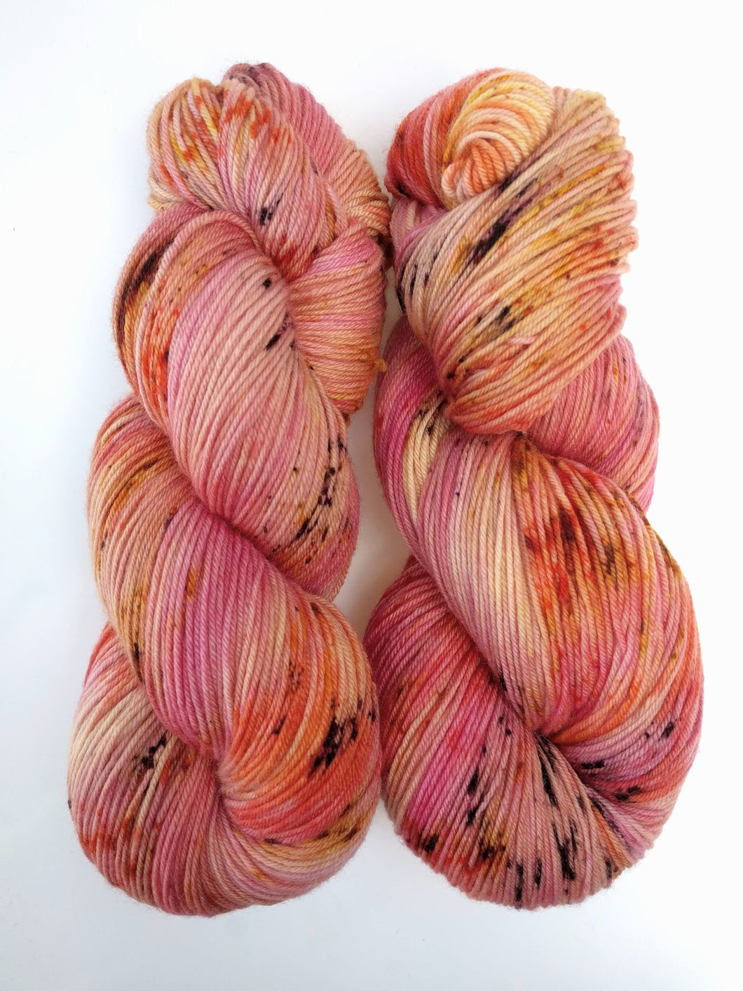 BECKONING SUNSET- Merino Twist