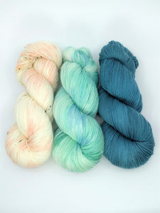 SHELTERED LAGOON- Merino Twist