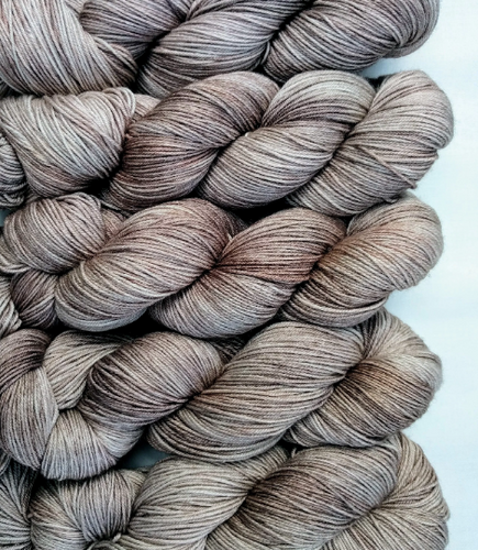 CAFE LATTE - Silky Mulberry Merino