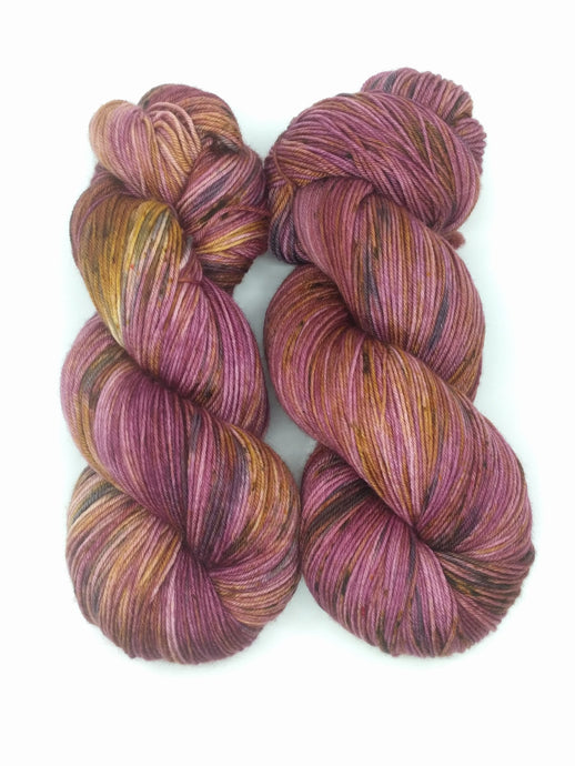 CALIFORNIA BUCKTHORN- Merino Twist