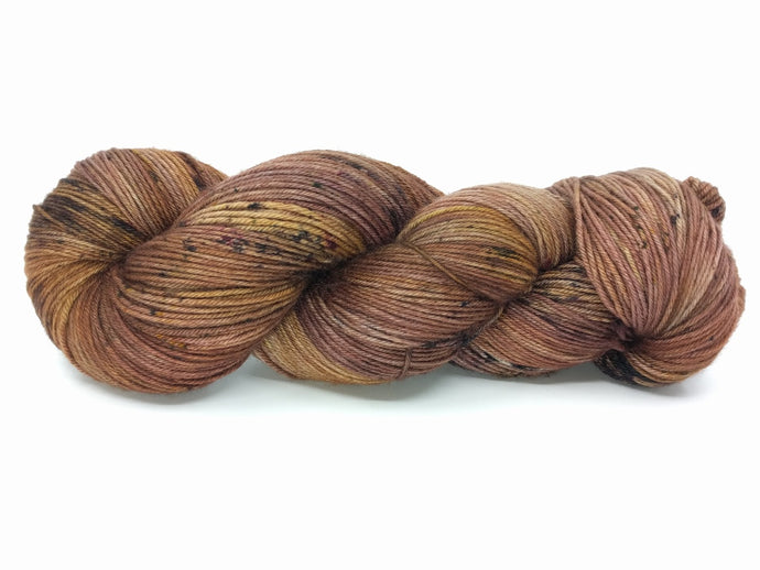 CINNAMON BEAR- Merino Twist
