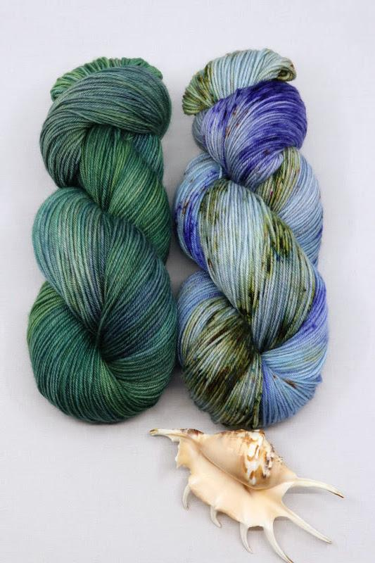 LONE CYPRESS - Merino Twist kit
