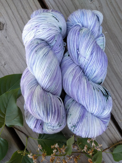 FADED LILACS- Merino Twist