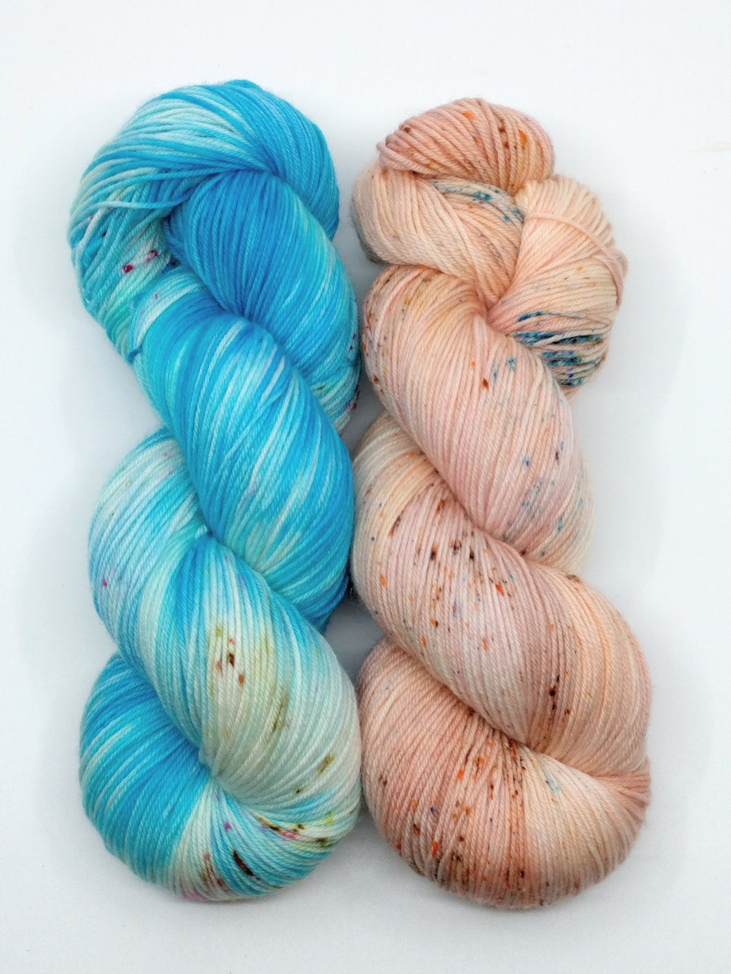 TROPICAL FLORIDA SURF & SHELLS - Merino Twist kit